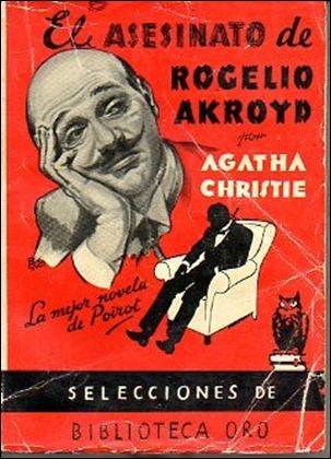 El asesinato de Rogelio Ackroyd