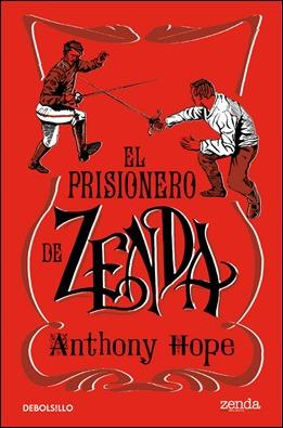 El prisionero de Zenda, novela de Anthony Hope