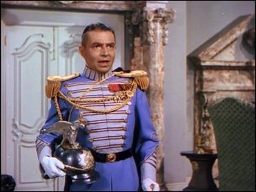 Genial James Mason como Ruperto de Hentzau