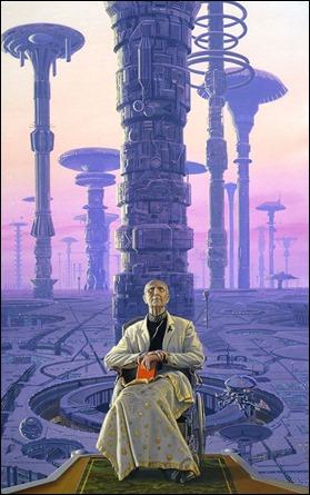 Hari Seldon, cubierta por Michael Whelan