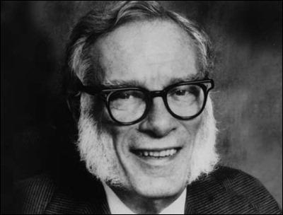 La perenne sonrisa de Isaac Asimov