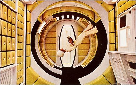 Los viajes espaciales del futuro, en 2001