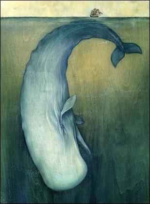 Moby Dick, por Lisel Jane