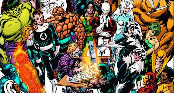 John Byrne, uno de los grandes creadores del tebeo de superheroes