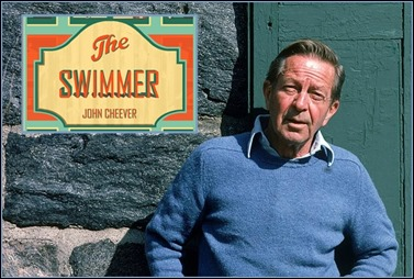 John Cheever, autor de The Swimmer, El nadador