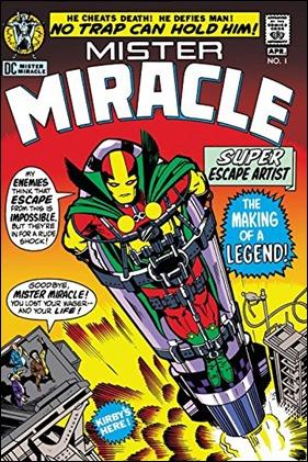 Primer episodio de Mister Milagro