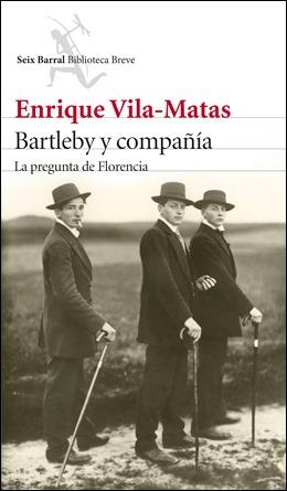 Bartleby y compania, de Vila-Matas