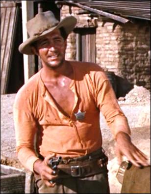 Dean Martin, estupendo en Rio Bravo
