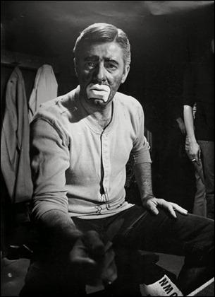 Jerry Lewis en una imagen de The day the clown cried
