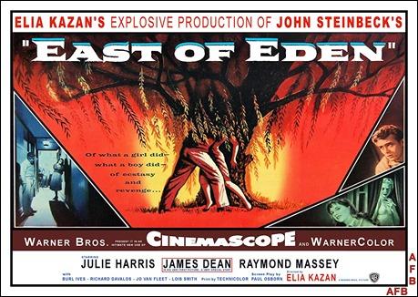 Al este del Eden, pelicula que lanzo a James Dean