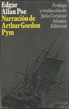 La Narracion de Arthur Gordon Pym, en Alianza