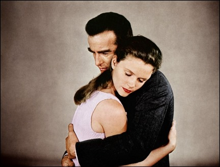 Monty Clift y Lee Remick, magnificos en Rio salvaje