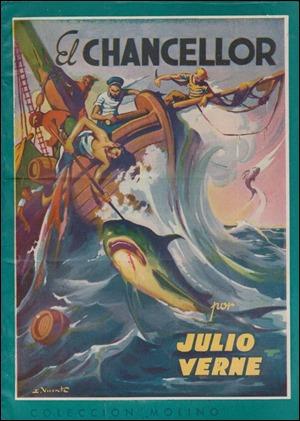 Portada de la vieja edicion Molina de El Chancellor