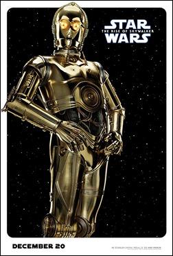 C3PO vuelve por sus fueros en Star Wars IX