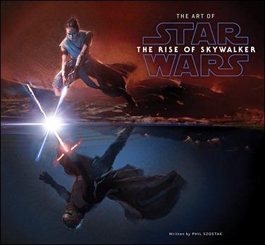 Duelo especular entre Rey y Kylo, en Star Wars IX