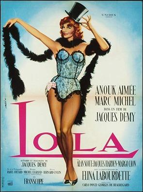 Lola, opera prima de Jacques Demy