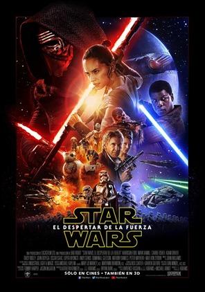 Star Wars, el despertar de la Fuerza, de J. J. Abrams