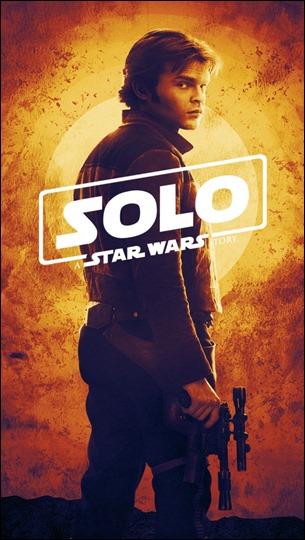 Alden Ehrenheich es Han Solo