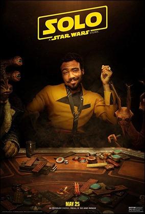El joven Lando Calrissian, Donald Glover