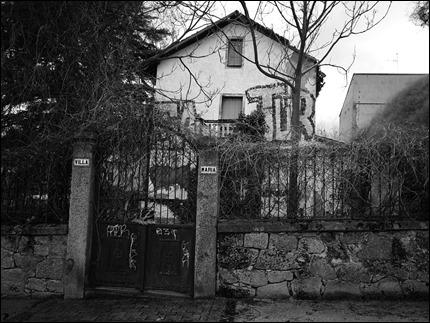 Una casa cualquiera como la del doctor Sebastian