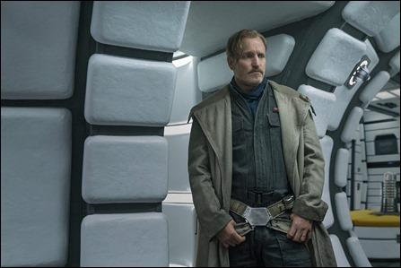 Woody Harrelson, excelente en Han Solo