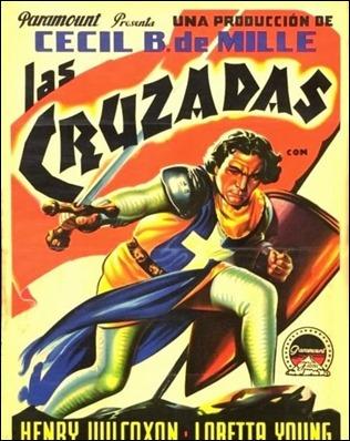 Las Cruzadas, de 1935