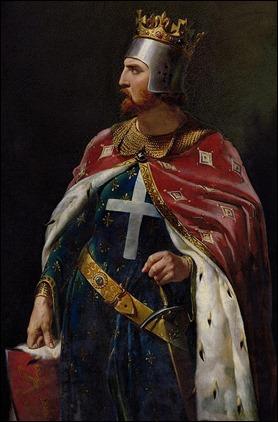 Ricardo I, por Merry-Joseph Blondel