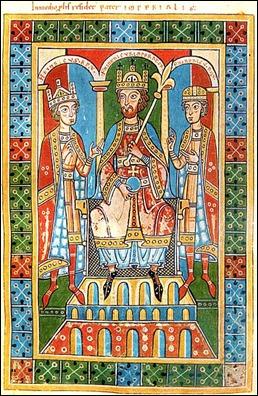 El emperador Federico Barbarroja