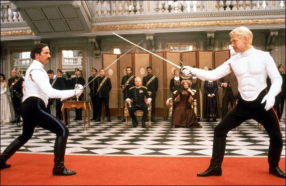 El esplendido duelo de esgrima final de Hamlet, de Kenneth Branagh