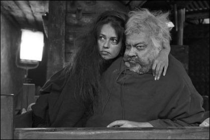 Jeanne Moreau es la prostituta Doll Tearsheet en Campanadas a medianoche