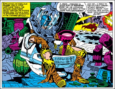 Mi primer Preste Juan fue el de Marvel