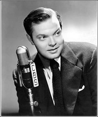 El joven Orson Welles, astro de la radio y el teatro antes que del cine