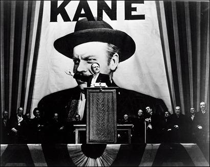 Orson Welles es el Ciudadano Kane
