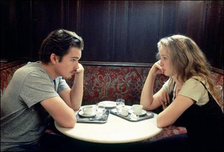 Tú y yo, antes del amanecer, en Viena