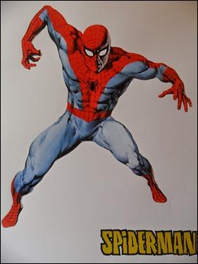 Dibujo de Spiderman, por Lopez Espi
