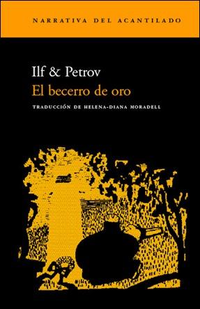 El becerro de oro, de Ilf y Petrov