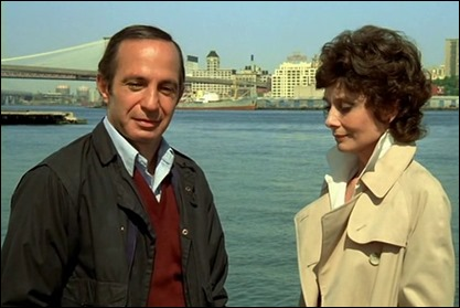 Ben Gazzara y Audrey Hepburn en Todos rieron