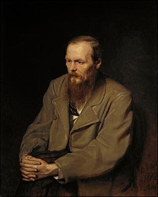 El famoso retrato de Dostoyevski, por Vasili Perov