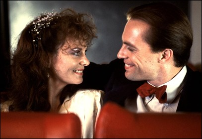 Lesley Ann Warren y Keith Carradine, Eve y Mickey en Eligeme