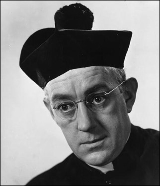 Alec Guinness, incomparable padre Brown