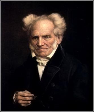 El anciano Schopenhauer, por Lunteschütz