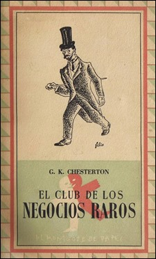 Vieja edicion de El club de los negocios raros