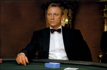 Daniel Craig, el ultimo James Bond