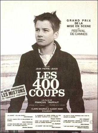 Jean-Pierre Leaud y Los 400 golpes