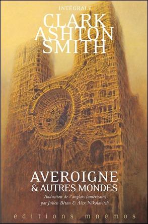 Edicion francesa de obras de Clark Ashton Smith