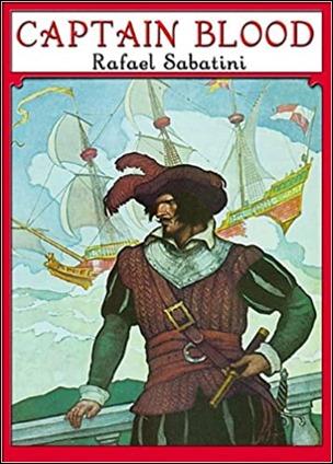 El capitan Blood, por Rafael Sabatini