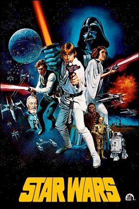 Star Wars, ciencia-ficcion pulp en estado puro