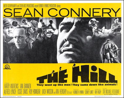 The Hill, estremecedor clasico del cine antibelico