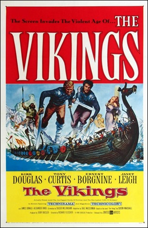 Los vikingos, de Richard Fleischer