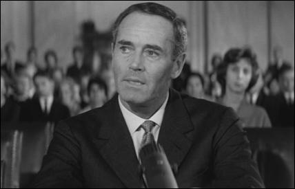 Henry Fonda es el candidato a secretario de estado